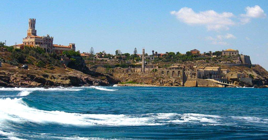 La tonnara #blogsicilia #portopalo #siracusa