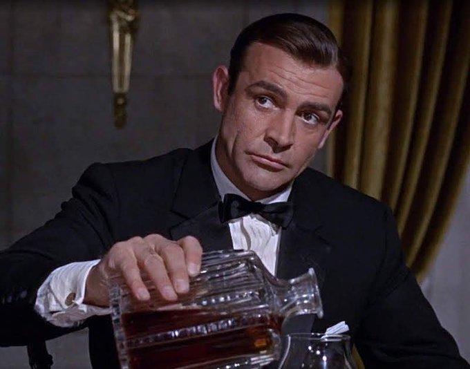 A very happy birthday to the original, Sir Thomas Sean Connery!
