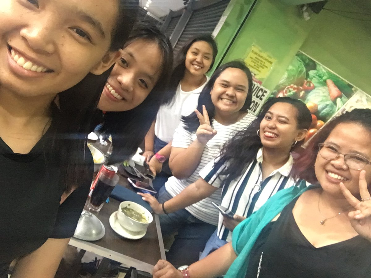 after party¿ #TXTIsOurPolaris  nicee meeting yall! @beomgwiyowo @KAIPREMACIST @onedreamtomo @yeonpoutyjun lalong lalo ka na @ppang_1402 hshshxhxh see uu againnn soon! i cant really find a word to describeee bast im so happyyyy THANKK UUU! IMYYY ILYYY!  POLARIS 0.2 FIGHTINGGGG!<br>http://pic.twitter.com/KS7qFbbGpn