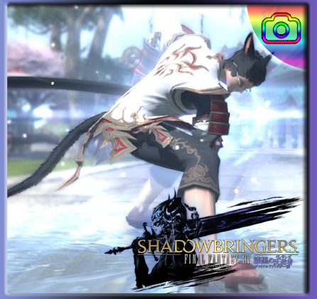 Disorder of Snow, Moon, and Flowers  #FinalFantasy #FF14