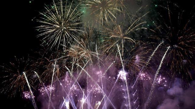 Pornic - 26/08/2019 - Le Festival Pyrotechnique de Saint Brevin sur Twitter