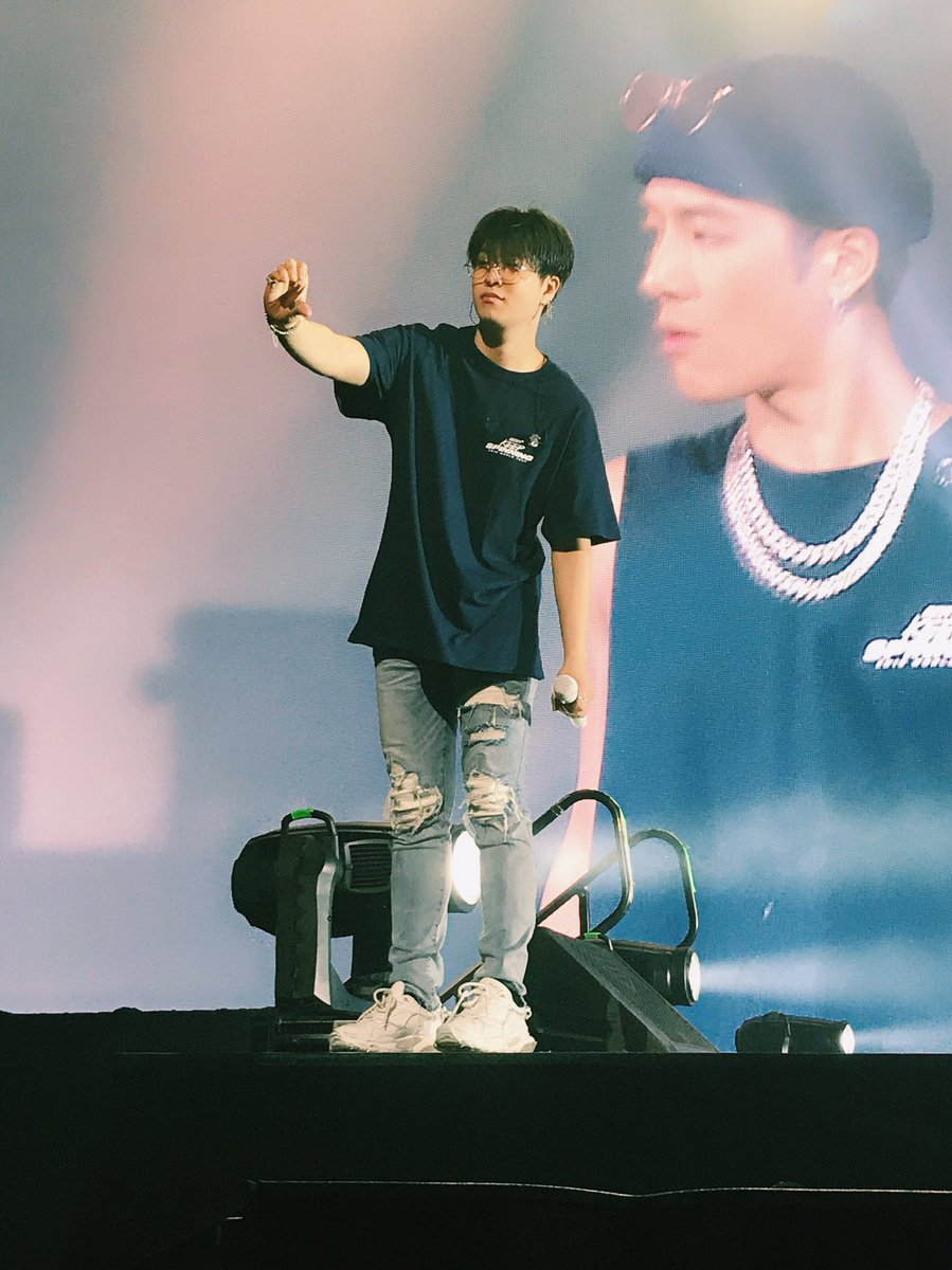 Youngjae sweetie  I love you soo much   #GOT7inMelborne #GoT7worldtourinmelbourne #GOT7_KEEPSPINNING<br>http://pic.twitter.com/tmyj9sx9OL