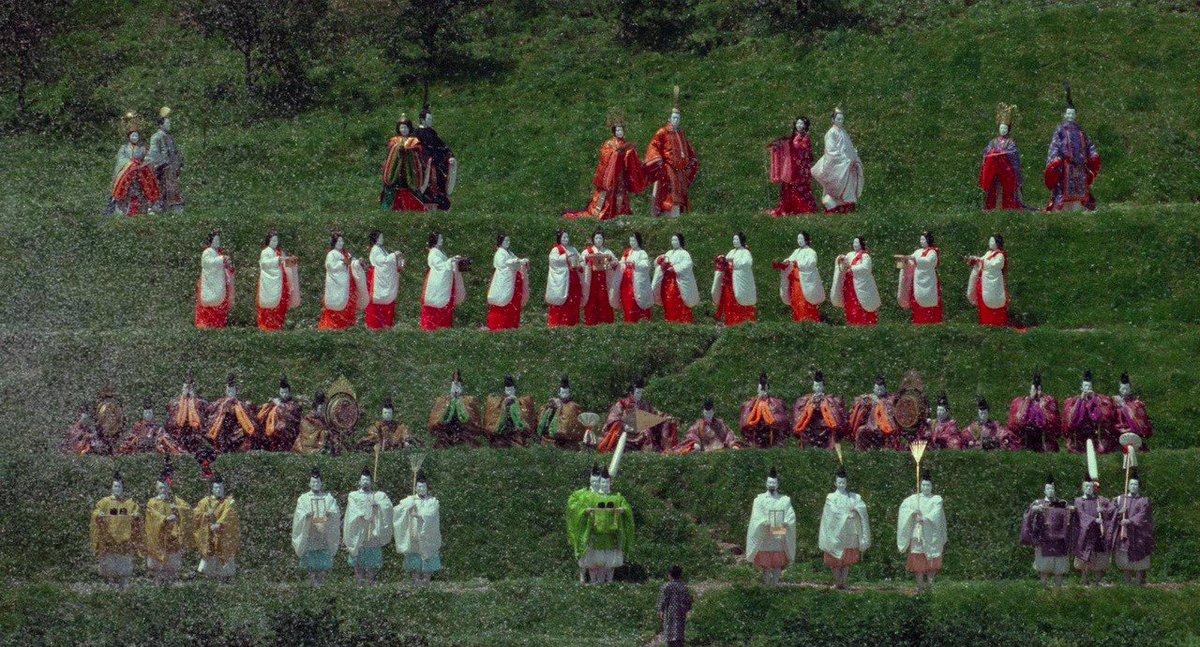 """Lost In Film on Twitter: """"'Dreams' (1990, Akira Kurosawa). Cinematography:  Takao Saito.… """""""
