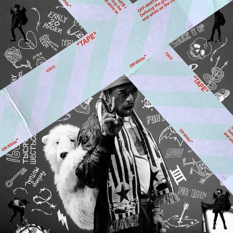RT @DailyRapFacts: 2 years ago today, Lil Uzi Vert released his debut album 'LUV is Rage 2' https://t.co/QjORgUgBcm