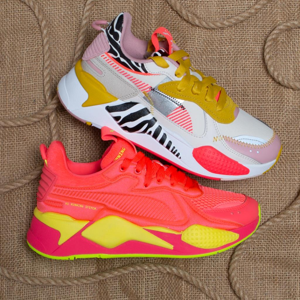 Sport unexpected Shop colorways PUMA RS