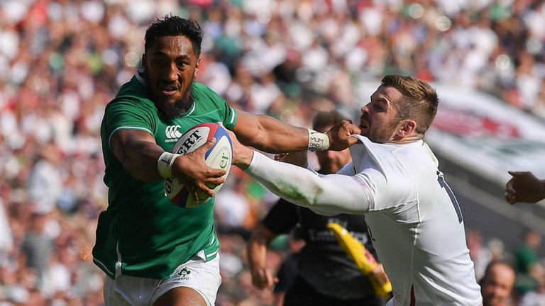 test Twitter Media - 🗣️ 'BACK TO DRAWING BOARD'   🍀 Bundee Aki has admitted Ireland have six days to salvage their World Cup preparations 👉 https://t.co/zcT2LHwAWr https://t.co/iCusxXt3ra