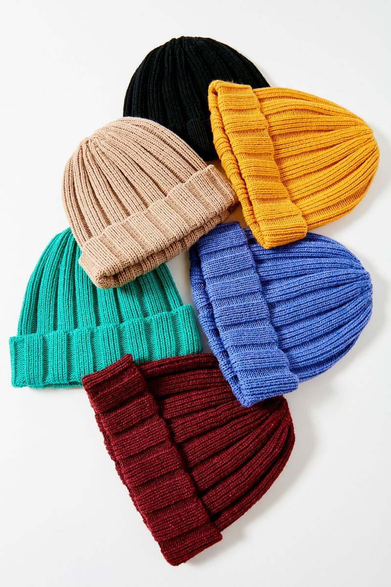 brace yourself: beanie season is coming soon bddy.me/33XSn3n