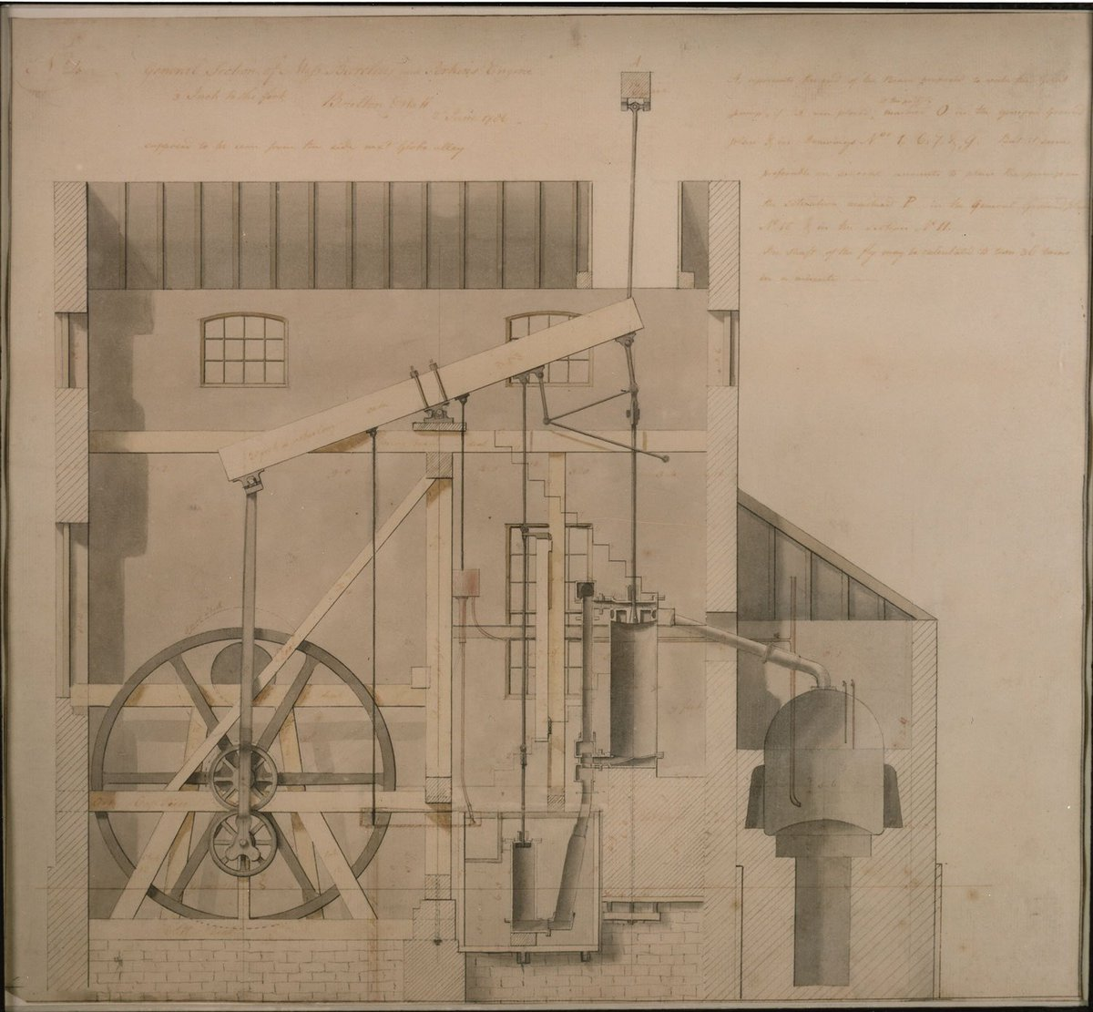 test Twitter Media - #DidYouKnow James Watt's refinements of the steam engine helped to kickstart the Industrial Revolution? See some of his original drawings illustrating his innovations in this blog post by curator Ellie Swinbank: https://t.co/06x7ao6LOm #JamesWatt2019 #GoIndustrial https://t.co/q9tCcDvIIA