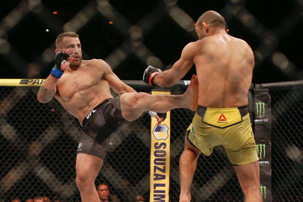 RT @MMAIndiaShow: Max Holloway vs Alexander Volkanovski discussed for UFC 245 - https://t.co/P7w6XHweXp https://t.co/0slVcvsatu