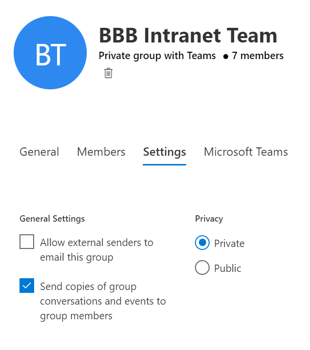 Blog Post: Sending Emails to an Office 365 Group When the Group Was Created from Teams https://t.co/624I0xhhEX https://t.co/Xw2BQLC2yd