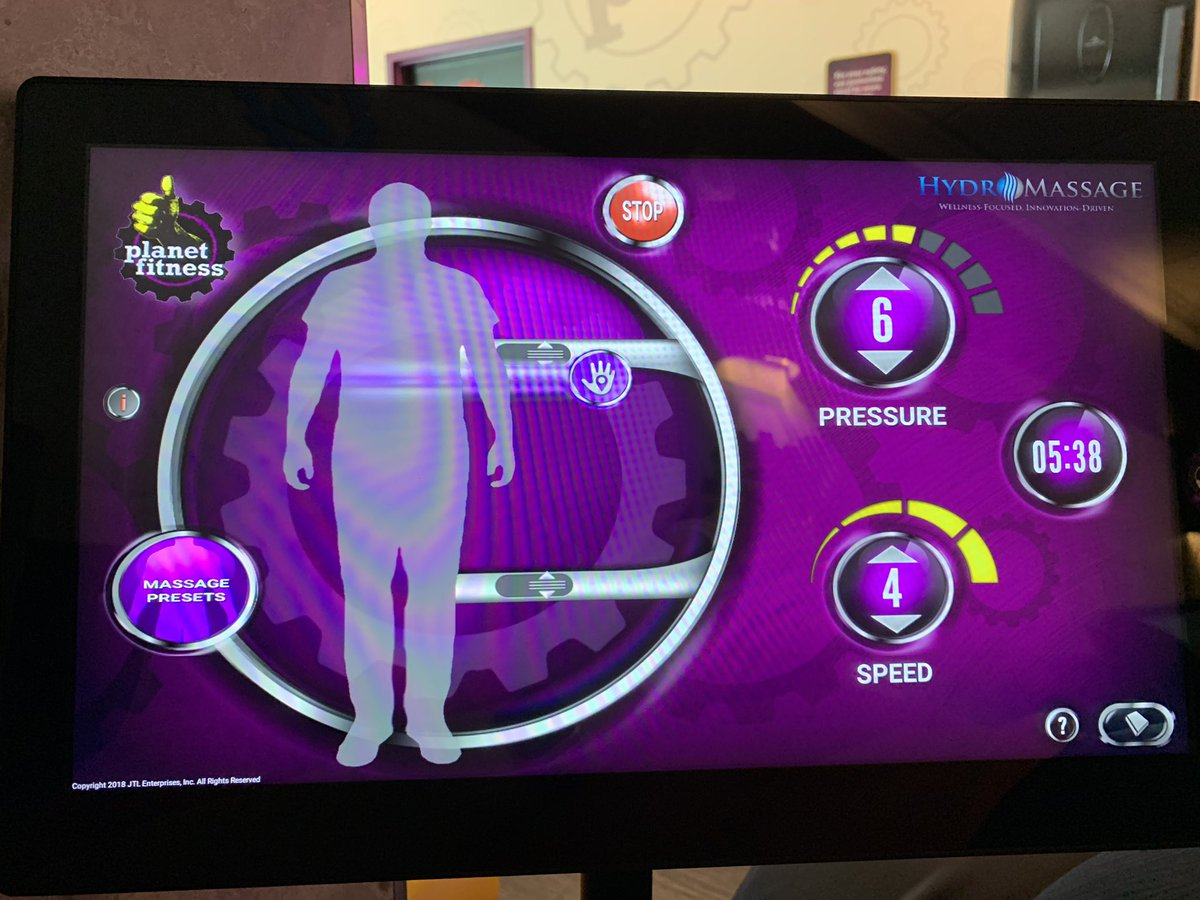 Planet Fitness On Twitter Hey Linda Our Hydromassage Chairs Are Fantastic Thanks For Relocating To Our Planet We Are Glad To Be A Part Of Your Fitness Journey Norman Https T Co Vp5nnlketn