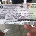 Image for the Tweet beginning: CD Tenerife win 3-2! Thank