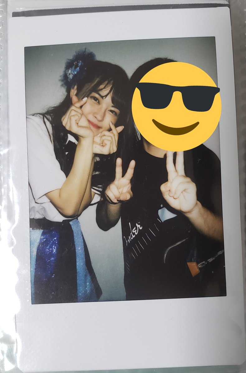 8/24@JAM ハープスター 上水口 萌乃香さん ダイナミックなパフォーマンスで魅了されてしまいました。 表情がすごくよくてまだ数ヶ月のアイドルさんには見えません。 ありがとうございます❗また行きます❗