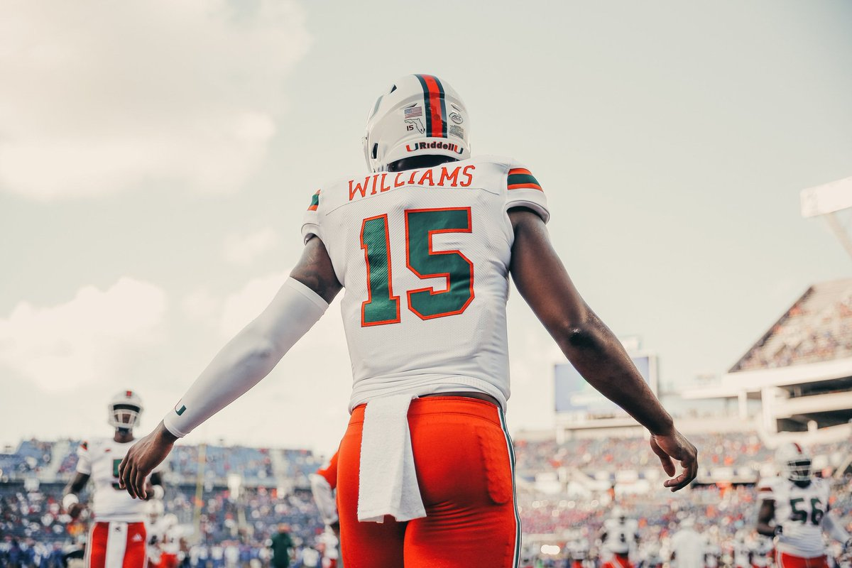 Our Prayers have been answered! We have ourselves a Quarterback!  @Jarren2Williams<br>http://pic.twitter.com/xd5VtETUye