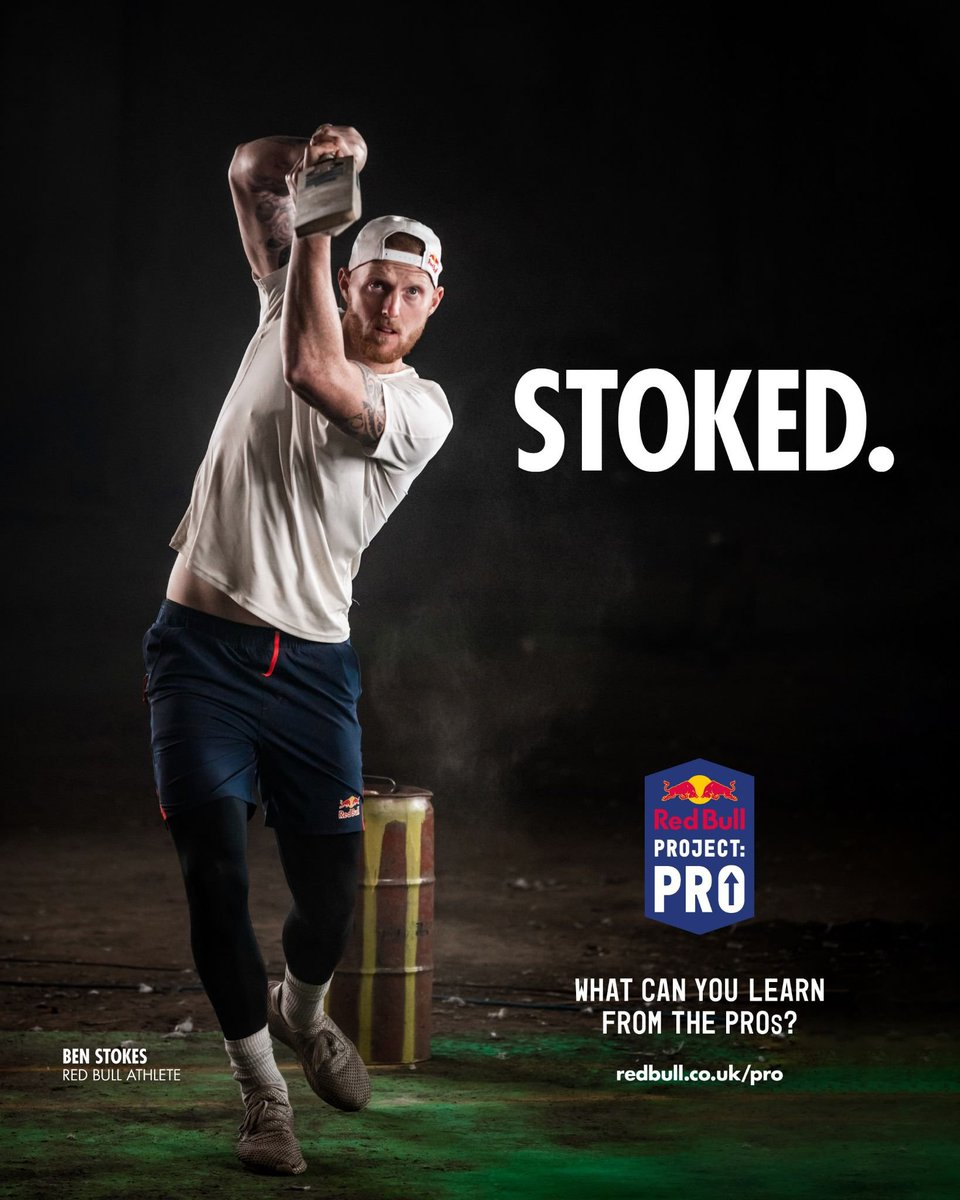 Image result for ben stokes red bull can