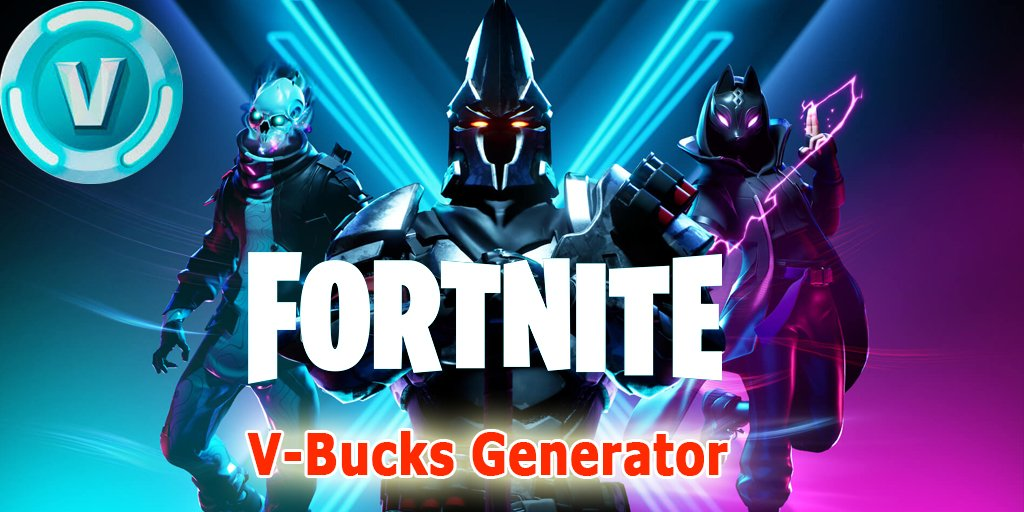 Get Unlimited Free V Bucks - Fortnite V Bucks Generator. Just click on the link below and follow onscreen instruction. Link https://www.codehck.com/pg/vbucks   #fortnitevbucks #fortnitevbucksgenerator #vbucks #fortnitevbucksfree #fortnitevbucksforfree  #fortnitevbucksgiveaway pic.twitter.com/A8rzbxThrg