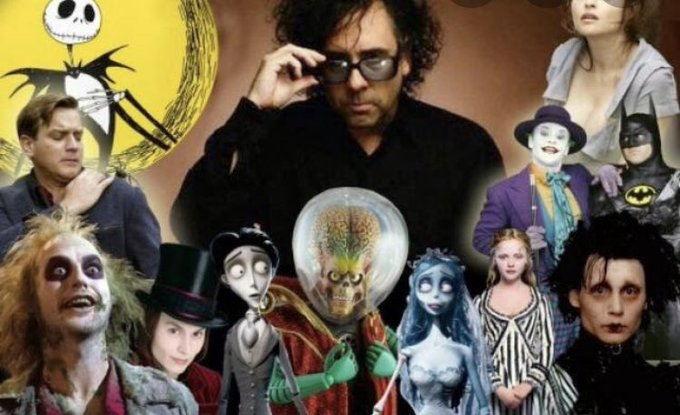 Wishing a happy birthday to our favorite spooktatular director of childhood movies, Tim Burton!