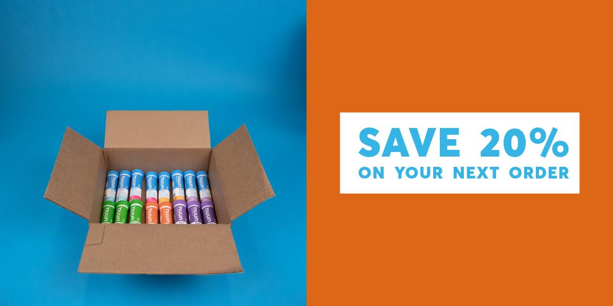 This weekend only: save 20% when your purchase Nuun online! Use code NUUNSUMMER to stock up by 8/26. #stayhydrated #makeyourwatercount   https:// bit.ly/33GWn87        https:// bit.ly/2z4XGzG     <br>http://pic.twitter.com/dI7QdoDMJv