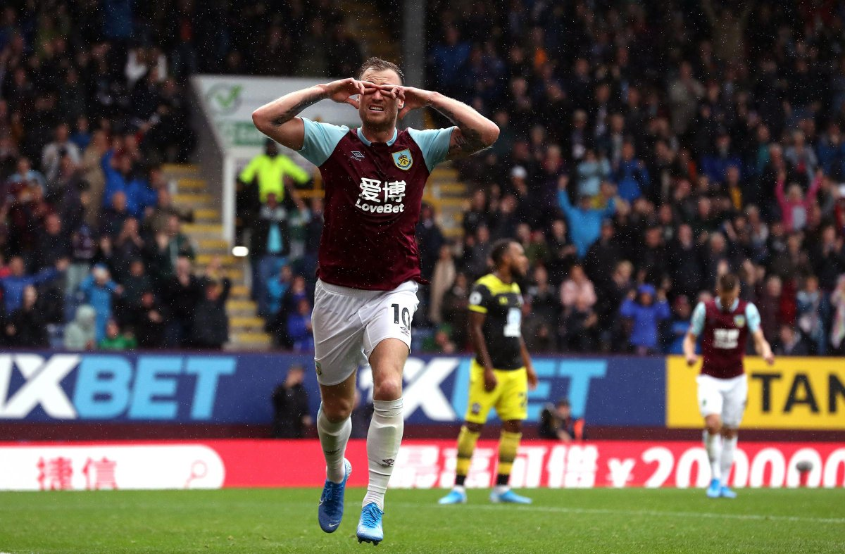 Only Sergio Agüero (16) and Sadio Mané (15) have scored more Premier League goals than Ashley Barnes (13) in 2019. The most Brexit striker in the Premier League. Our Shithouse. Put some respect on his name. #UTC #TwitterClarets <br>http://pic.twitter.com/BZK3QaYd0K