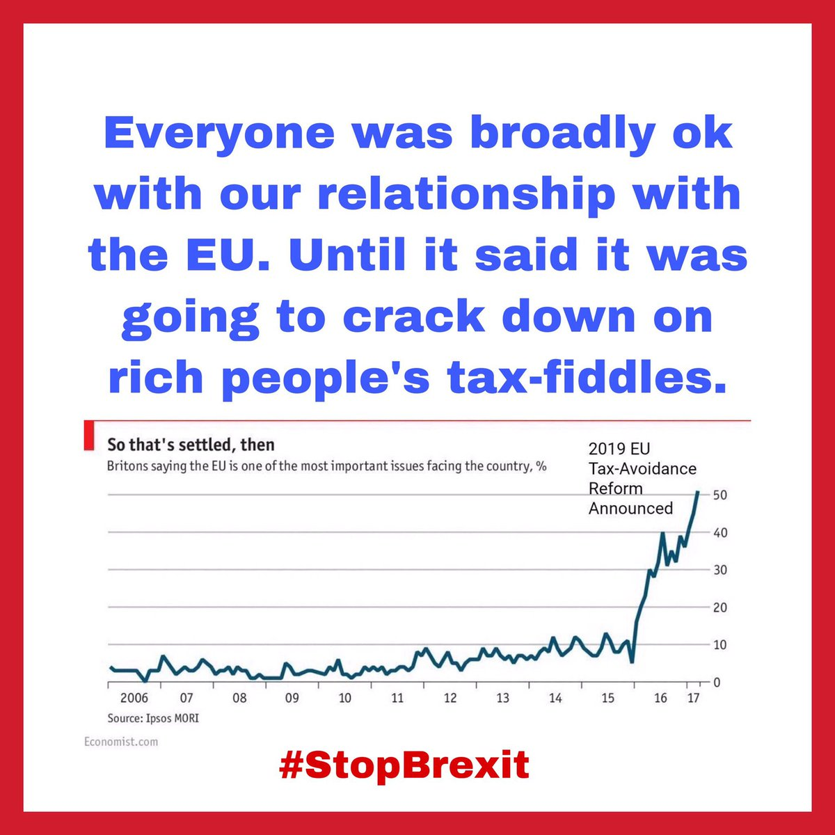 Please don't be their fool.  #StopBrexit<br>http://pic.twitter.com/jOzaLGc9oP