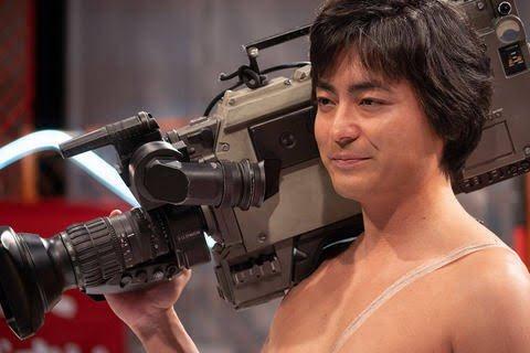 全裸監督見てみたい気もするけどジャンポケ斉藤さんしか浮かばなくて困る