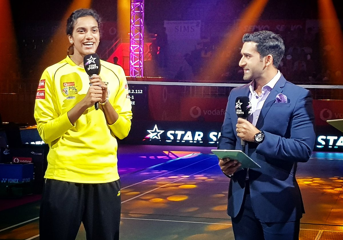 While the #Ashes highlighted one of the great Test #Cricket innings, to me this day in #sport as an #Indian belongs to this superstar @Pvsindhu1!!!  Given the past vs #Okuhara, to dispatch of her in 37min & win the #BWFWorldChampionships2019 is truly SPECIAL!   #BWFWC2019 <br>http://pic.twitter.com/mhmNx4YWhq
