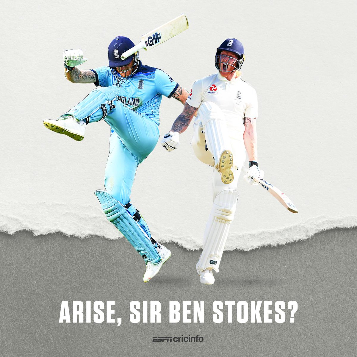2019 - the year of Ben Stokes 💪