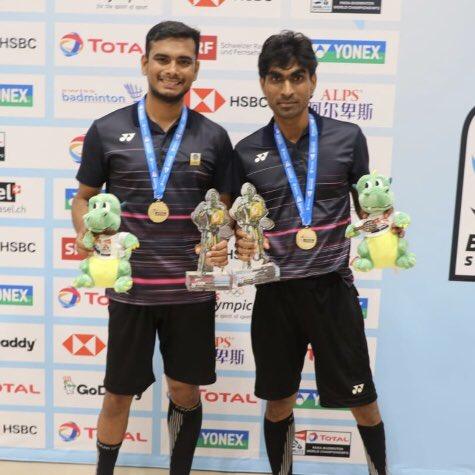 Pramod Bhagat, Odisha's Pramod Bhagat Bagged Gold For India In World Para-Badminton Championship