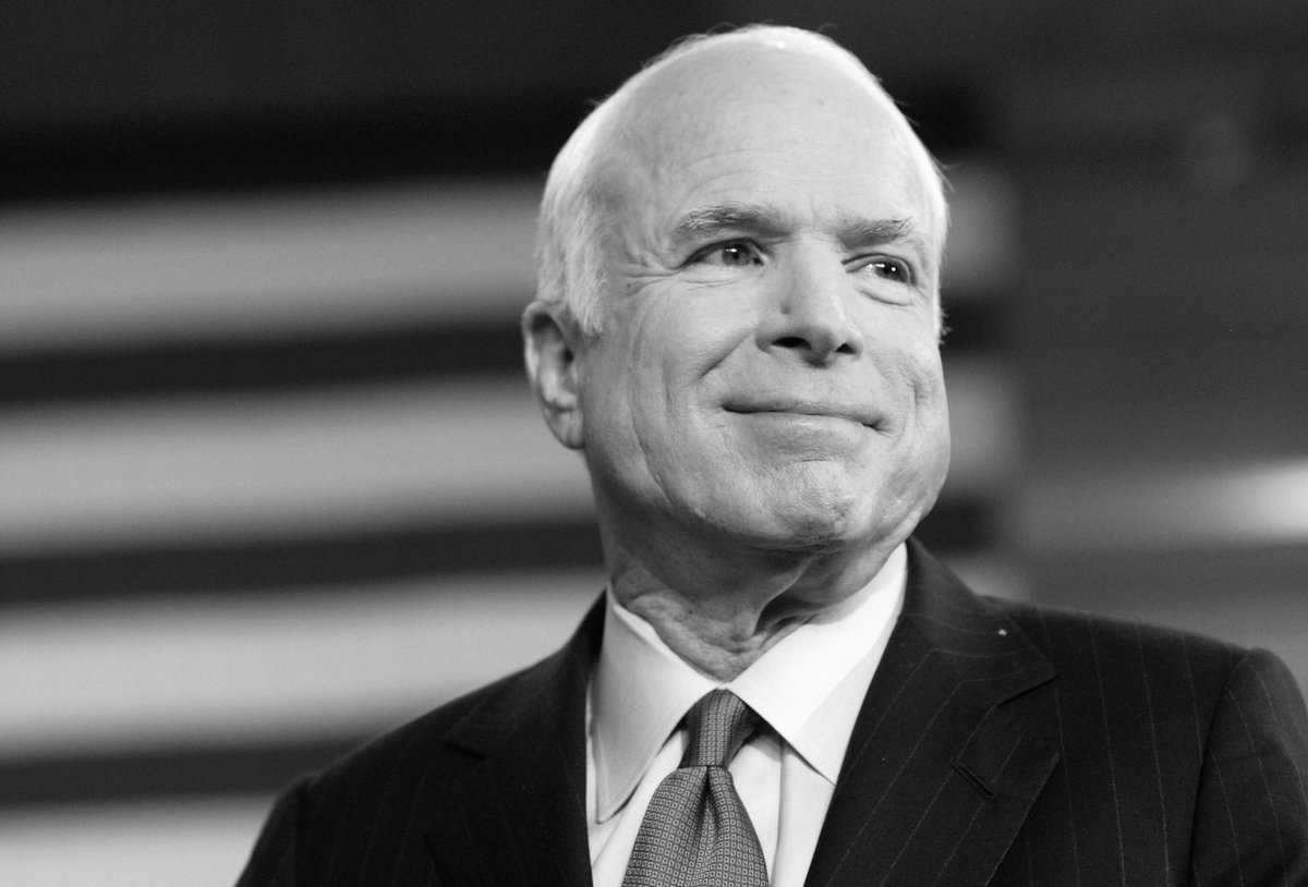 The legacy of Senator John McCain is alive and well on the first anniversary of his passing. His patriotism and passion for defending America and standing for freedom is appreciated now more than ever.