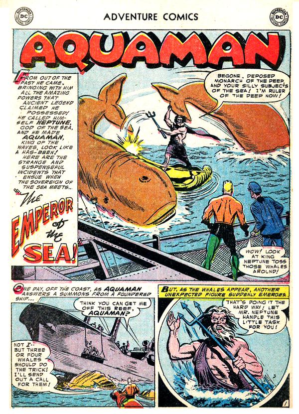 The Aquaman Shrine on Twitter:
