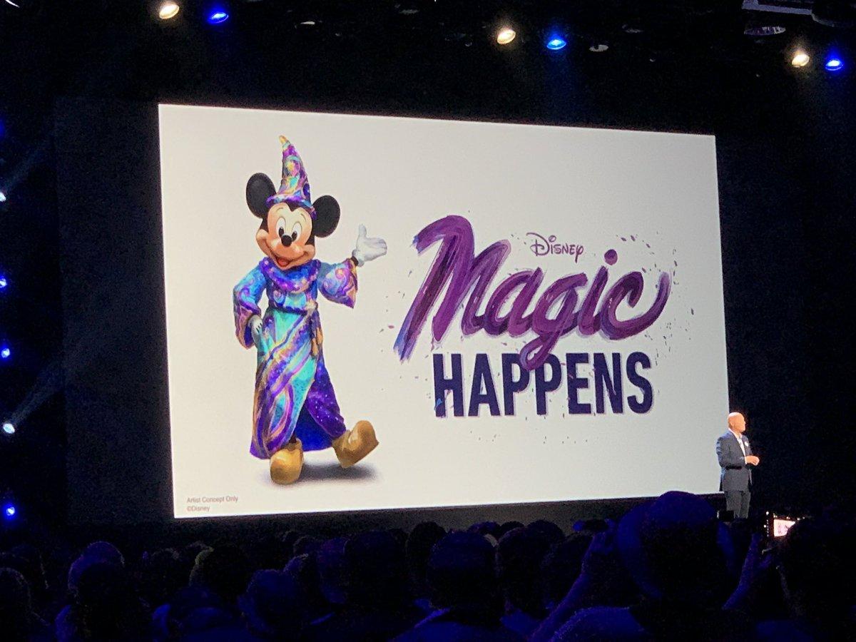Disneyland's New Parade 'Magic Happens' To Debut Spring 2020 | iHeartRadio
