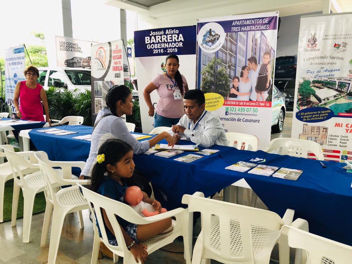 #AEstaHora   Continuamos en el último día de la #FeriaFNA en Yopal, Casanare. Recuerda que estamos ubicados en el Centro Comercial Gran Plaza Alcaraván hasta las 8:00 de la noche. ¡Los esperamos!