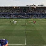 Image for the Tweet beginning: CD Tenerife vs Numancia curtesy