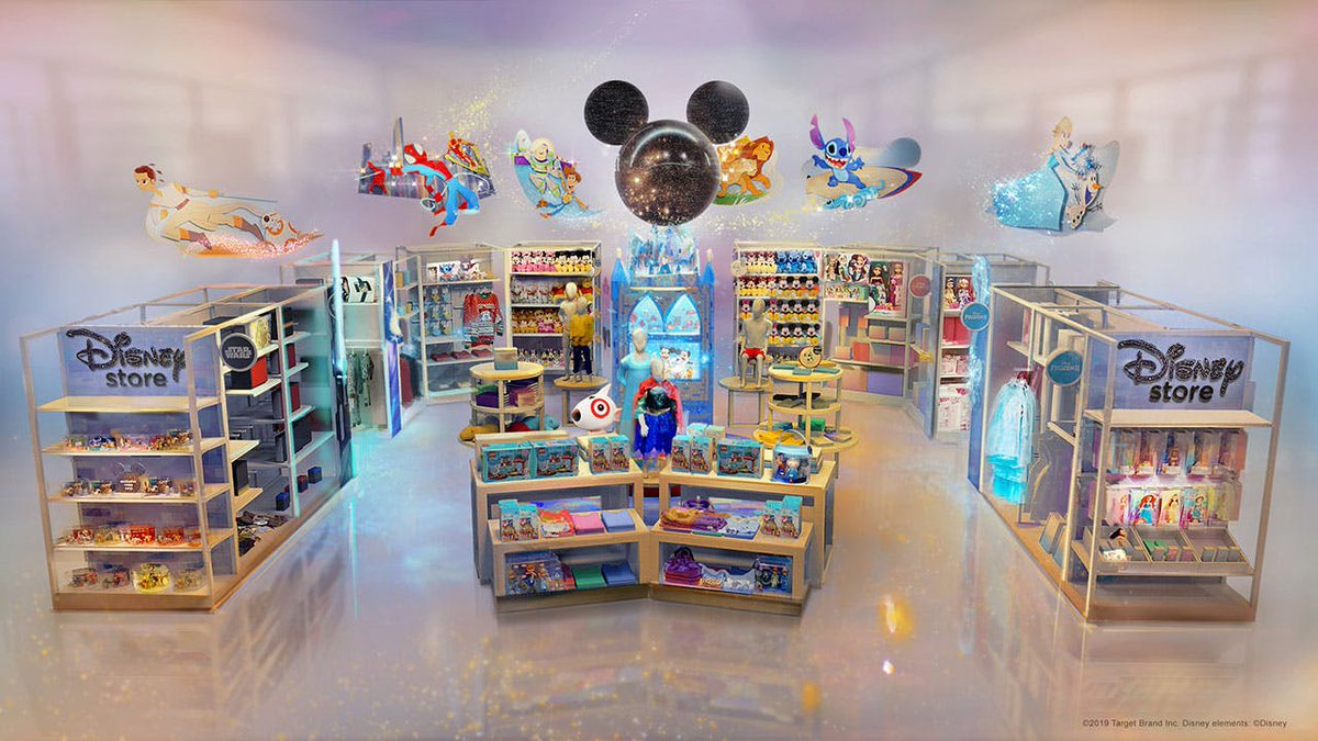 BREAKING: New Disney Store Shops Coming to Target Stores Nationwide, Including Target Store Coming to Walt Disney World   http:// wdwnt.news/19082513    <br>http://pic.twitter.com/fjEwz5Ldlt