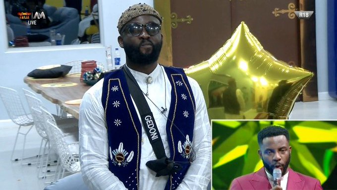 """#BBNaija: """"I Feel So Lonely, Thank You For Being Here With Me"""" -  Khafi Tells Cindy"""
