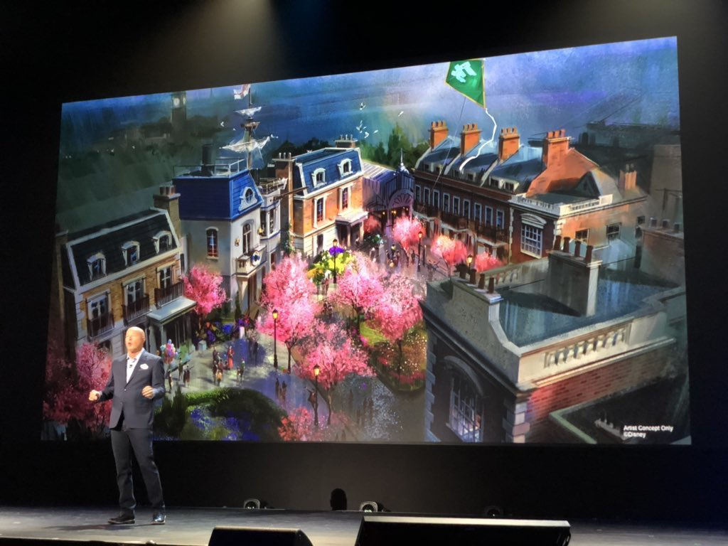 Complete D23 Expo Parks Panel Announcements – Cruising the Parks