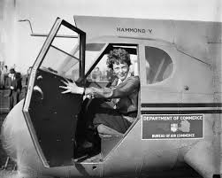 #OTD in 1932: Amelia Earhart makes history as the first woman to make a transcontinental flight across the U.S.! Here at The Museum of Flight, we are lucky to have Amelia's Aero Club, designed to inspire young girls to careers in STEM, aviation, and the arts! https://t.co/ZQEZ2N2ldb
