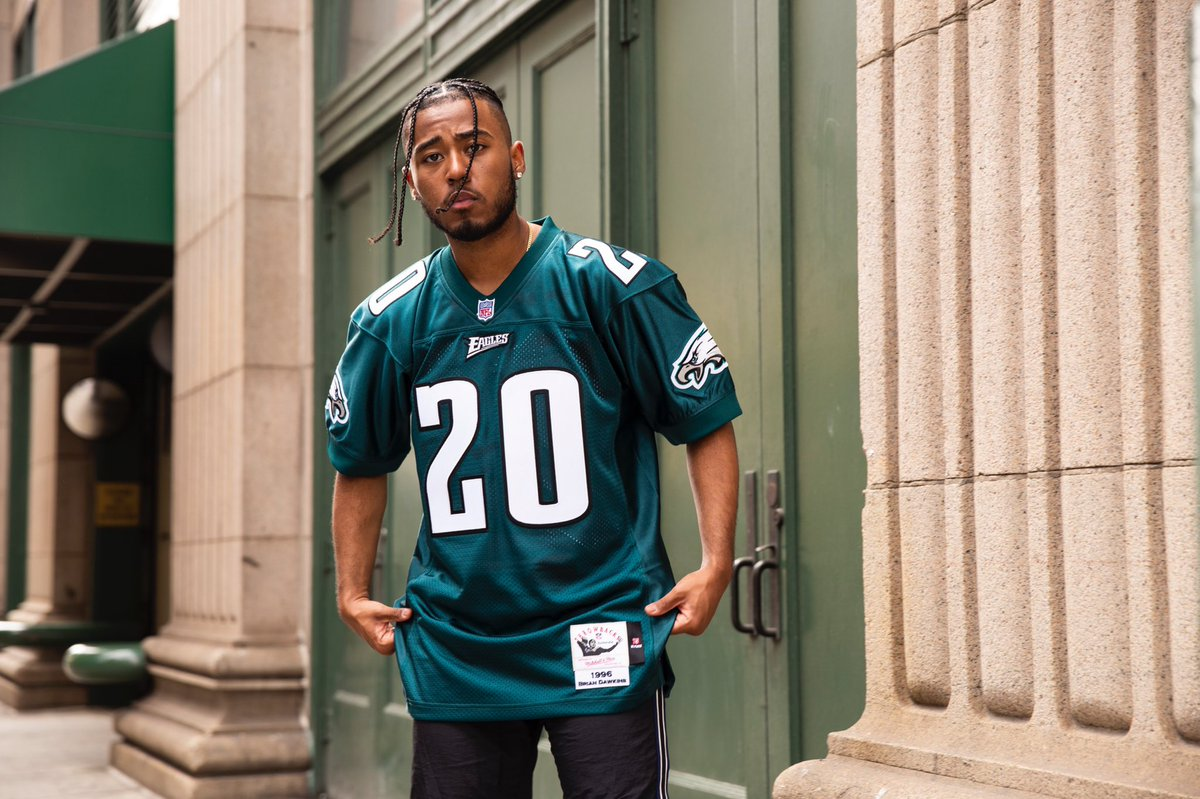 release date 1a8a6 bec6e Mitchell & Ness on Twitter: