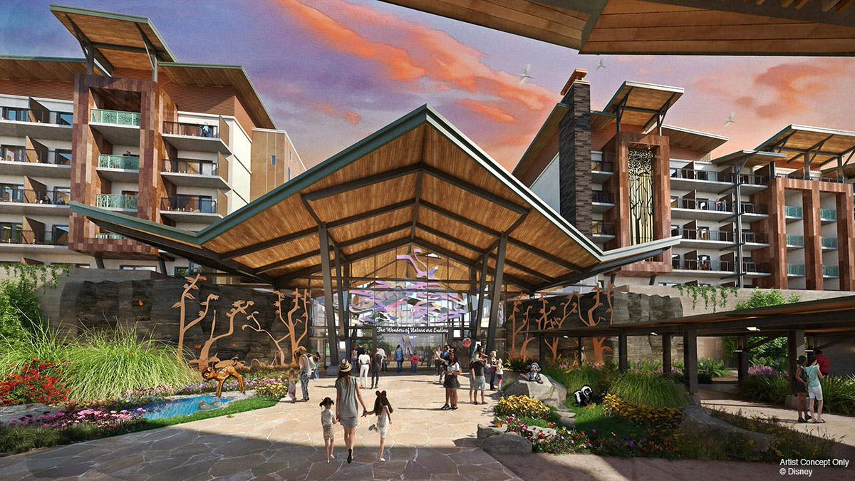 """BREAKING: Reflections – A Disney Lakeside Lodge to Feature """"Princess and the Frog"""" Lakeside Restaurant   http:// wdwnt.news/19082523    <br>http://pic.twitter.com/KKGEJyszod"""