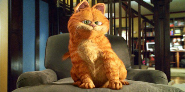Hannibal Jack Ter On Twitter Im Gonna Say It The Garfield Liveaction Movies Had Better Cgi Than Some Movies Nowadays And Garfield Had A Realistic But Canny Recognizable Design Unlike Movies Such As