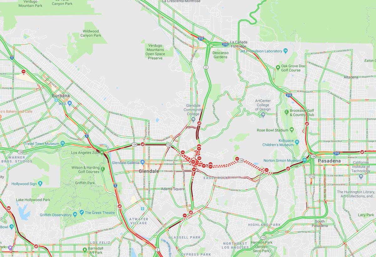 Los Angeles Traffic (@LATraffic24) | Twitter
