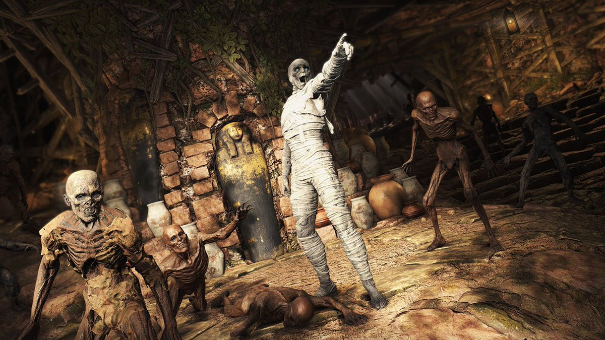 test Twitter Media - The Witch Queen has risen 🧙♀️  Join the hunt with Strange Brigade for 50% off at PS Store: https://t.co/WXswV1vfKk https://t.co/9a6nLitElu