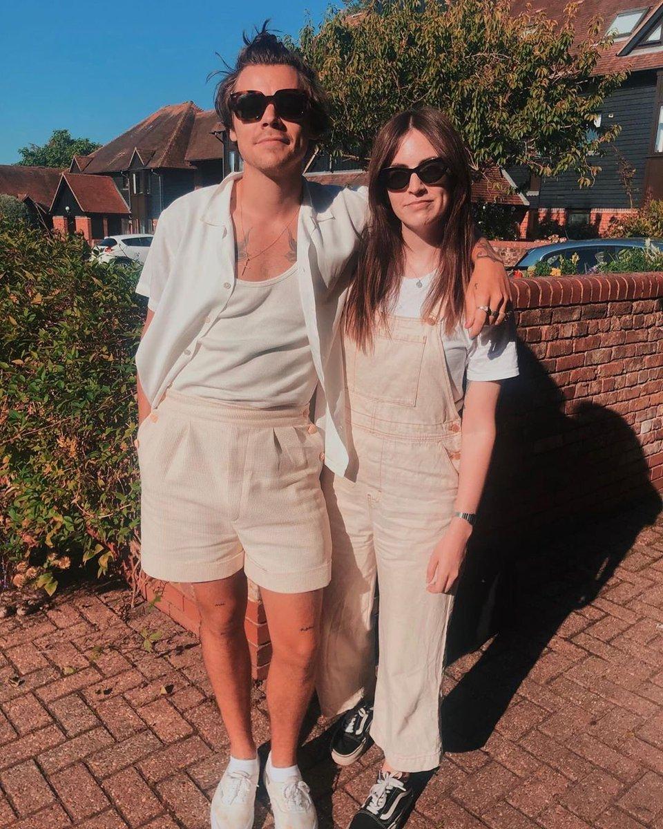 Harry e Gemma