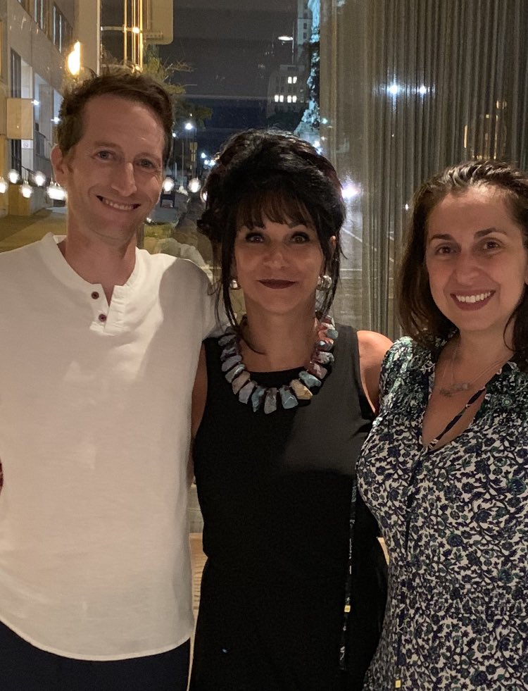 Had a blast last week @AuroraGamesFest. Spent a wonderful evening with Judge Aquilina (@AquiRosemarie), saw her presentation, watched gymnastics. Met amazing athletes - @katelyn_ohashi, @nadiacomaneci10, @NancyAKerrigan and shook @OfficialMissVal's hand for being a real coach. https://t.co/3gZ2dlrAcw