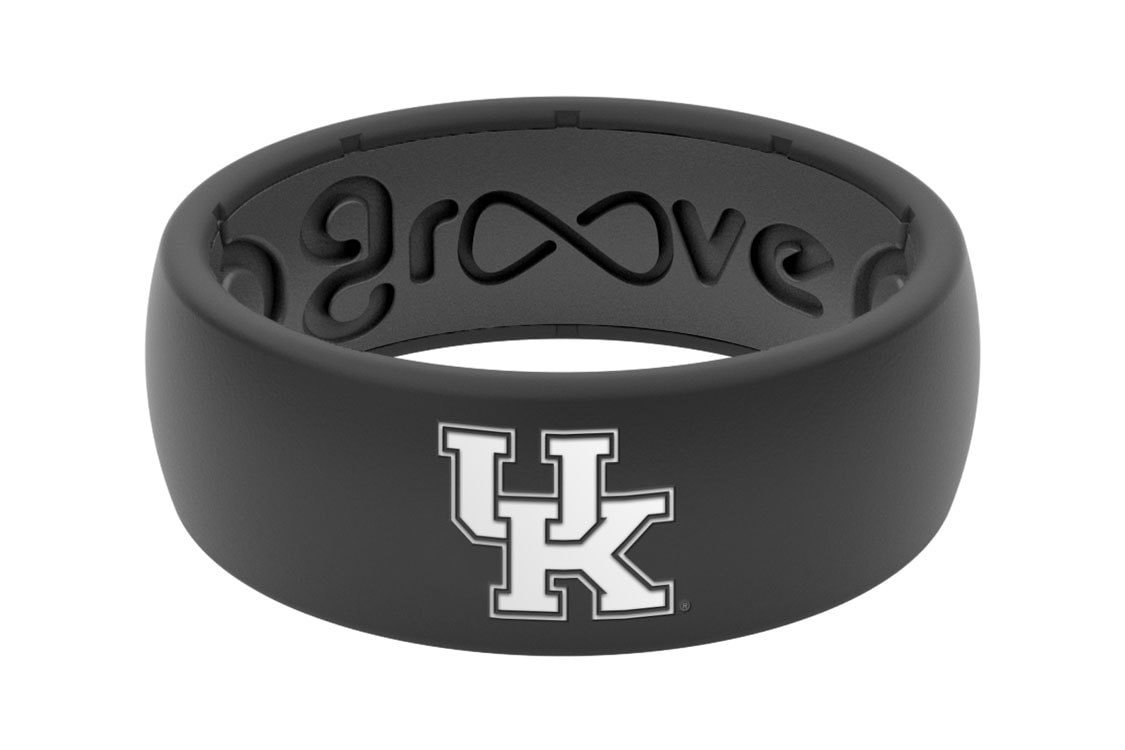 Kentucky Silicone Ring #BBN It's college football season and college basketball season coming soon. Thinking about this silicon ring and put up my diamond band for work purposes. https://t.co/f3YARfTiu9