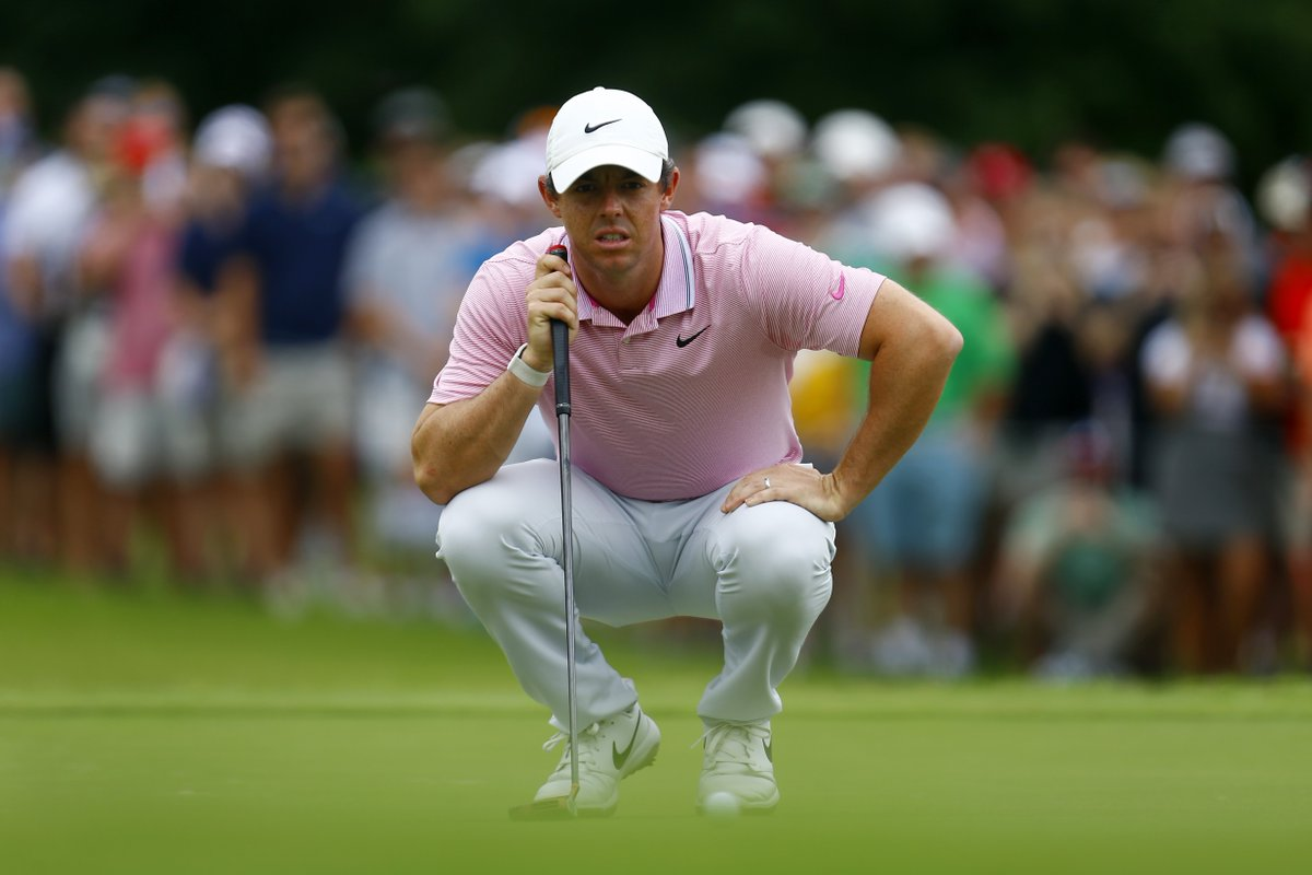Rory McIlroy has captured his second Tour Championship.  He joins Tiger Woods and Phil Mickelson as the only golfers to win the event at least twice. <br>http://pic.twitter.com/4upeyyGnQI