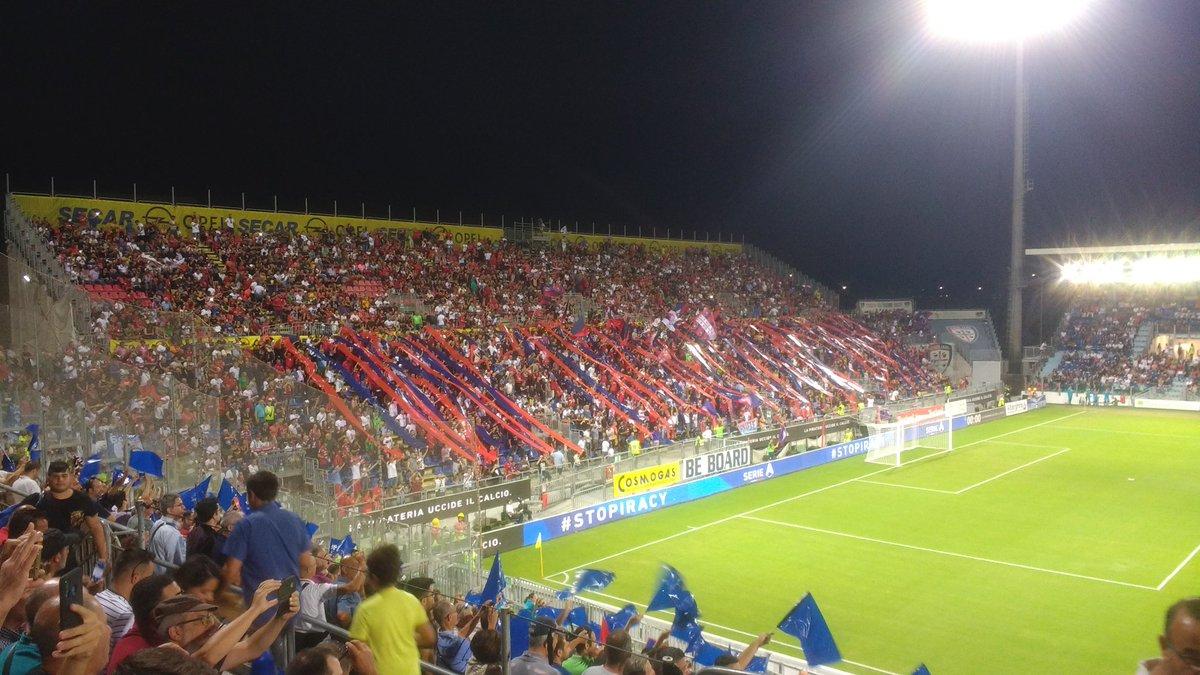 #CagliariBrescia