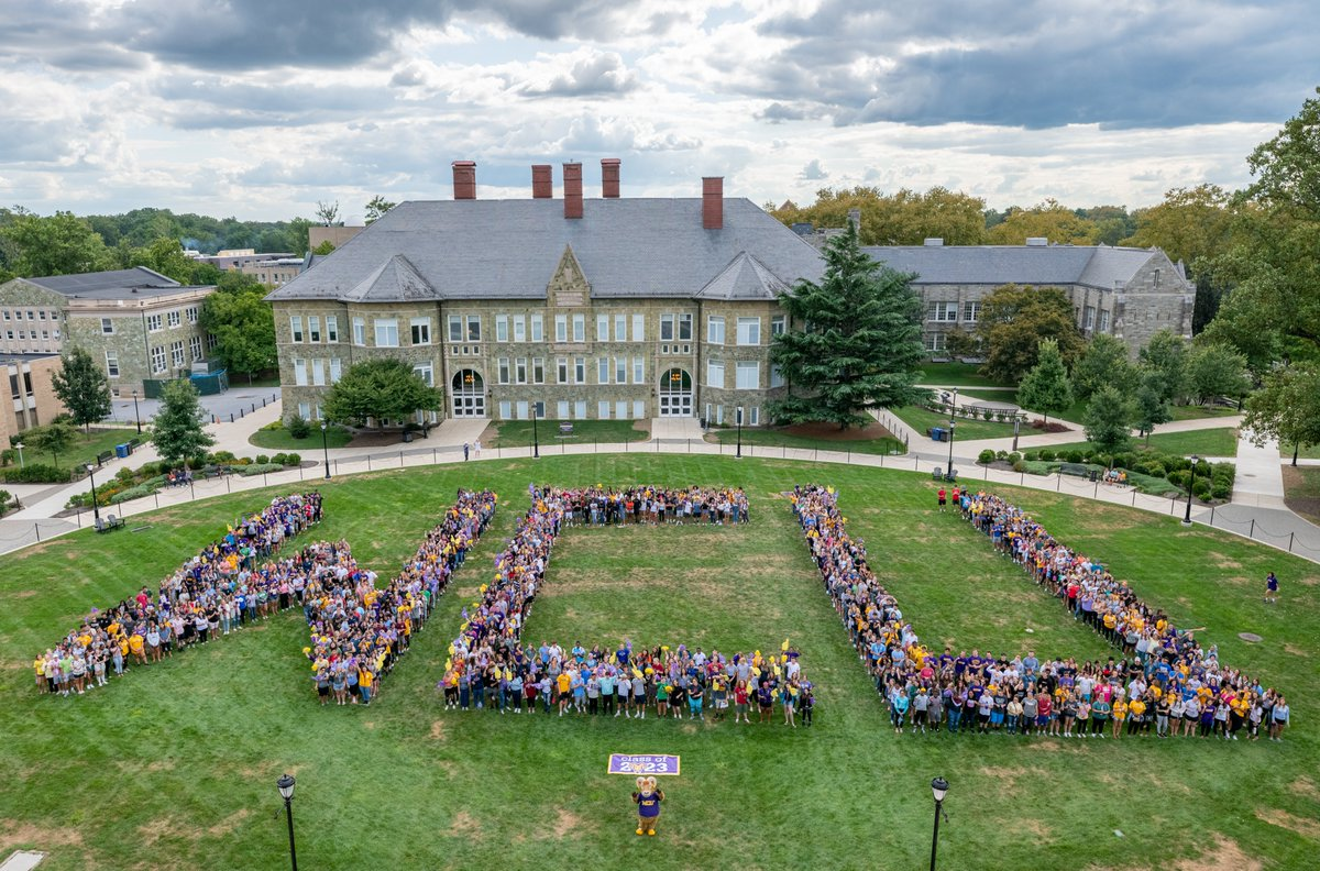 RT @WCUofPA: Say hello to the Class of 2023 Golden Rams!! #RamsUP https://t.co/7T6pqdq9s4
