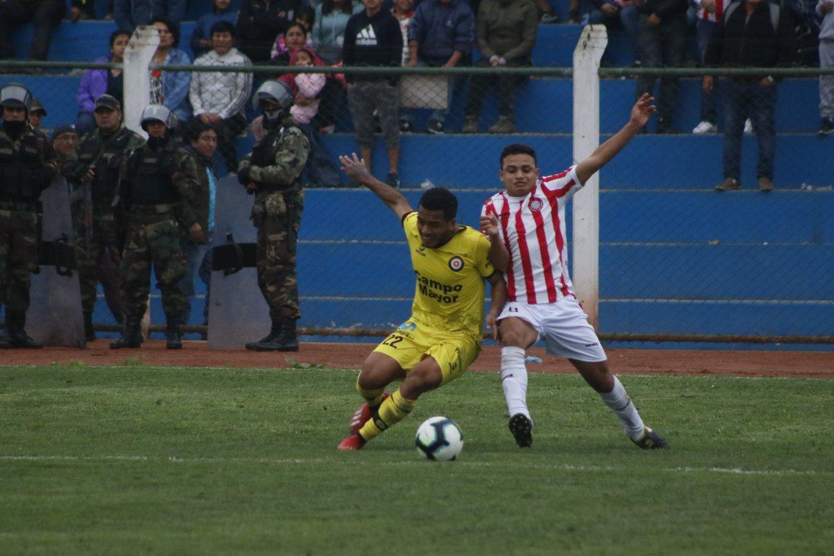 Unión Huaral y Deportivo Coopsol empataron 0 a 0 en  Chancay.