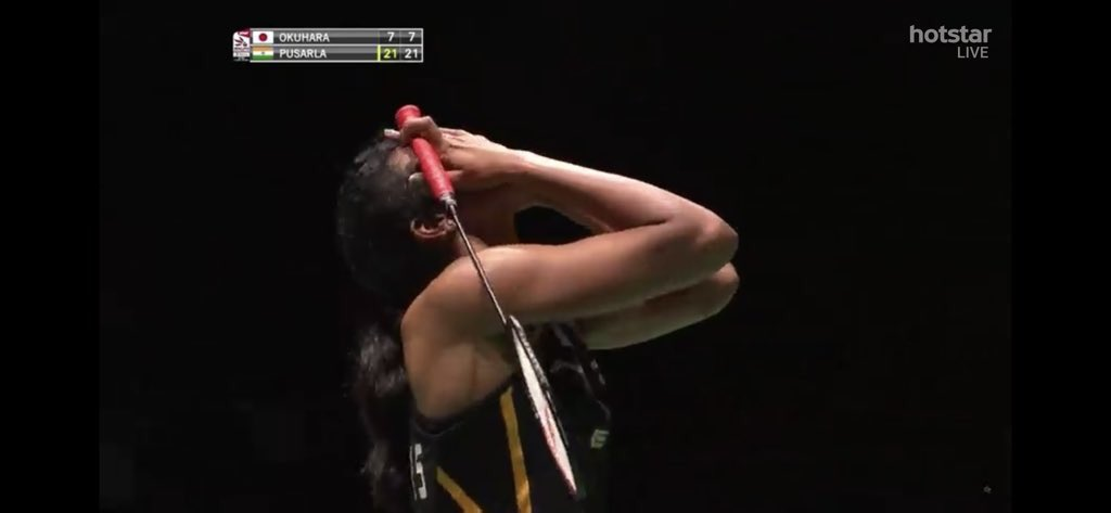 And she did it! Hearty congratulations @Pvsindhu1 on your incredible Victory This is a remarkable moment  You made us proud once again! #BadmintonWorldChampionships #BWFWC2019  #PVSindhu #PVSindhu1<br>http://pic.twitter.com/c83wiJ34V7